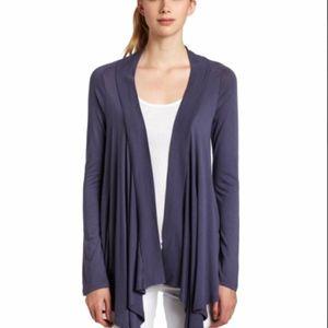 Splendid Women's Very Light Jersey Wrap Cardigan